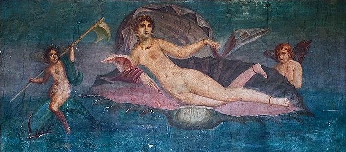 Venus image - planet of love