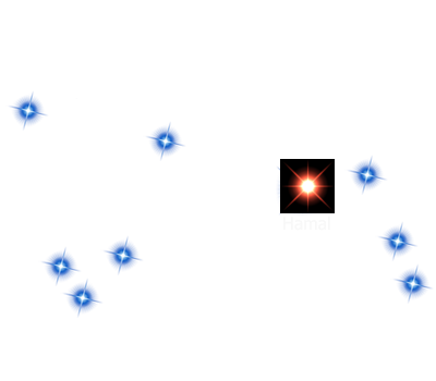 Aries constellation image