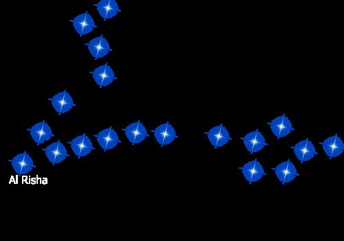 Pisces constellation image
