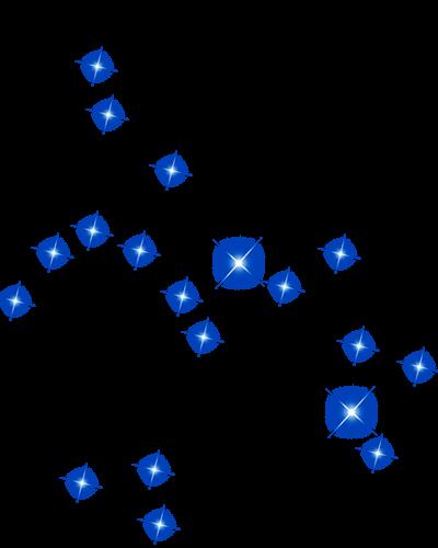 Sagittarius constellation image