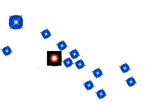 Taurus constellation image